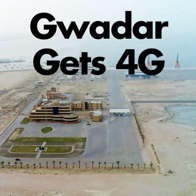 Gwadar Telenor 4G