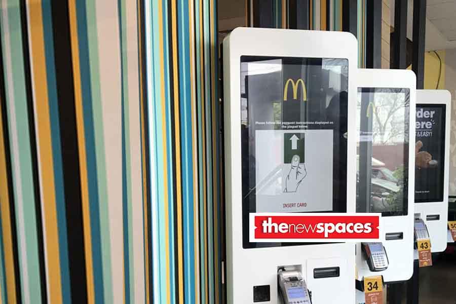 Kiosks in McDonalds