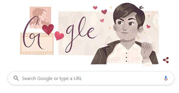 waheed-murad Google Doodle
